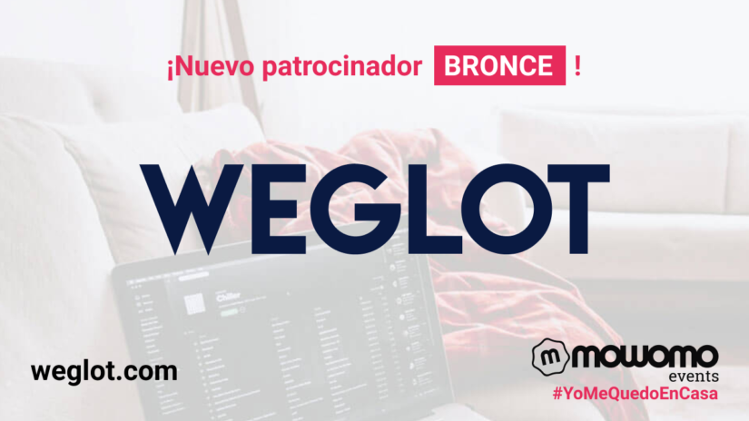 Weglot: Patrocinador BRONCE