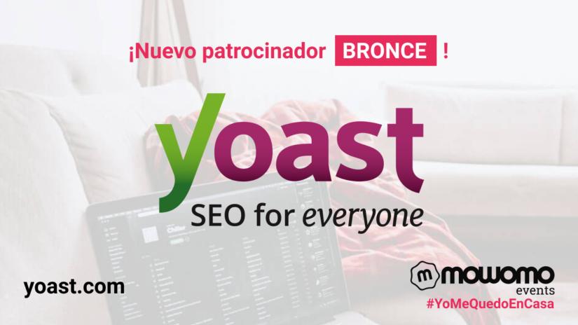 Yoast: Patrocinador BRONCE